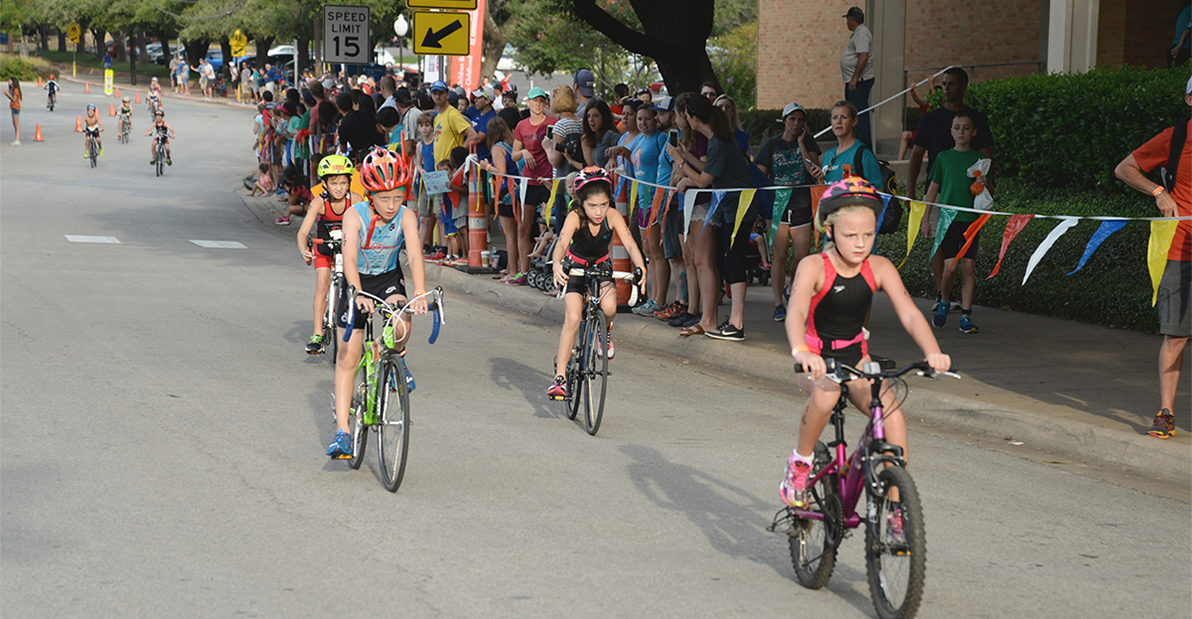 North Texas Kids Triathlon