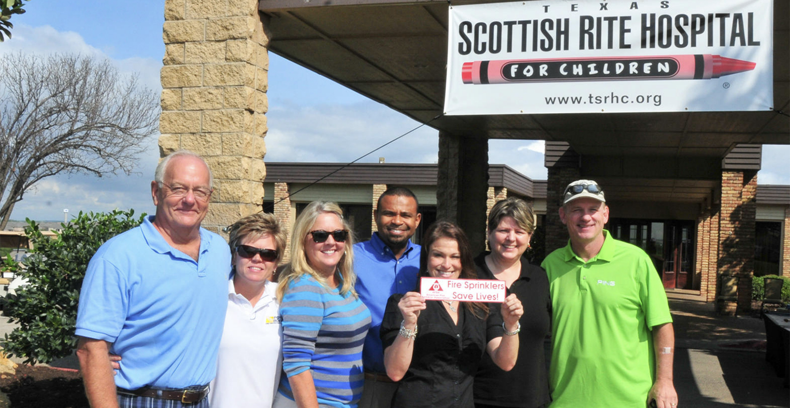 Fire Sprinkler Contractors Association of Texas Charity Golf Tournament