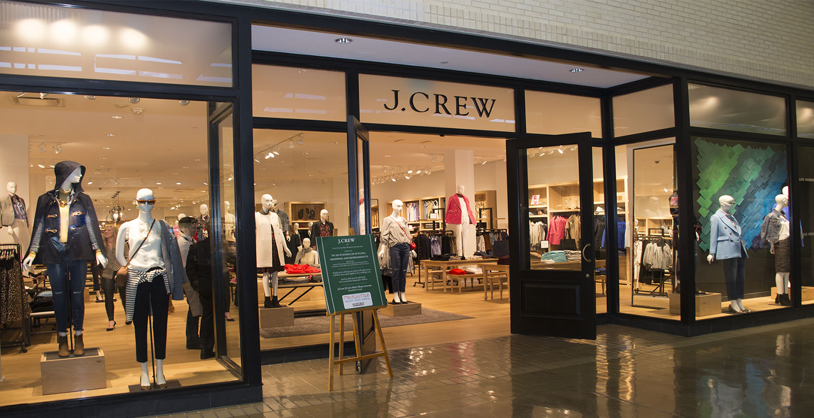 J.Crew Shopping Event