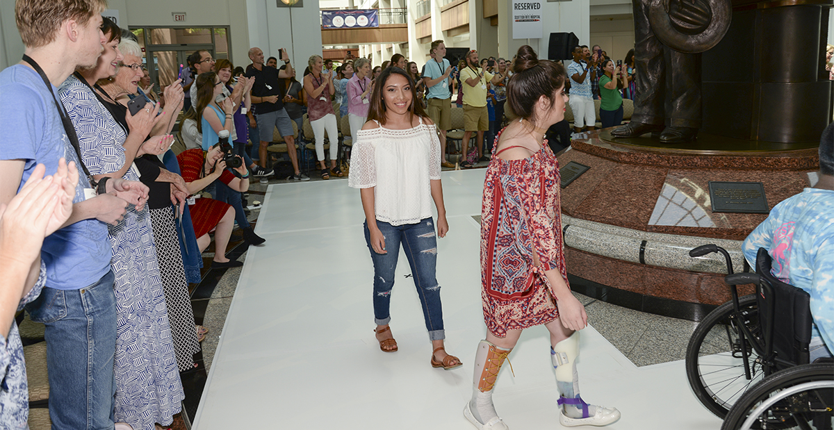 JCPenney Back-to-School Fashion Show benefiting Texas Scottish Rite Hospital for Children