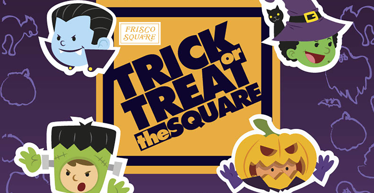 Trick or Treat the Square