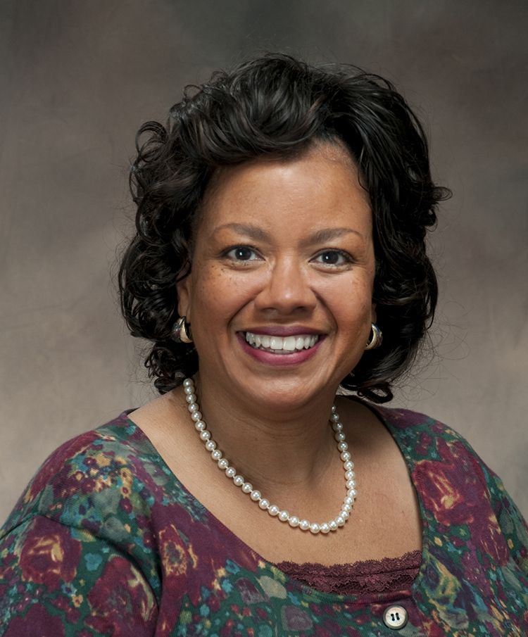 Vennecia Jackson, M.D., Director of Diagnostic Services and Developmental Pediatrician at Luke Waites Center for Dyslexia and Learning Disorders at Texas Scottish Rite Hospital for Children