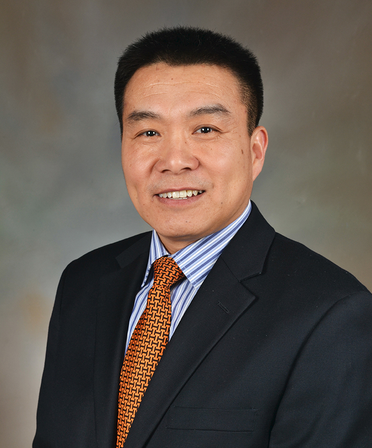 Johnny Zhang, Director of Creative Innovations, Center for Excellence in Spine at Texas Scottish Rite Hospital for Children