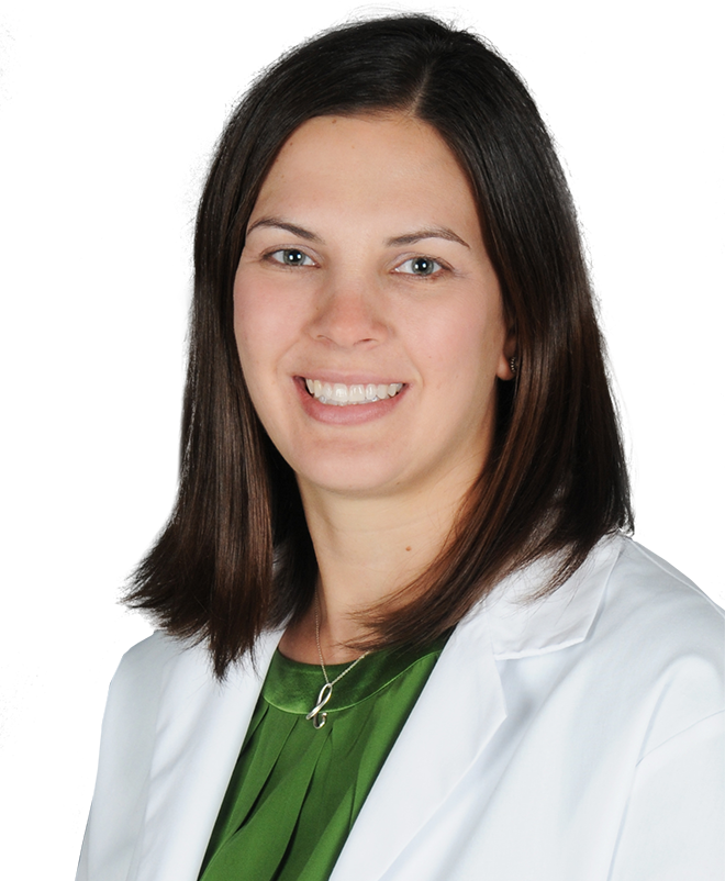 Amanda Fletcher, Nurse Practitioner at the Center for Excellence in Sports Medicine in Frisco.