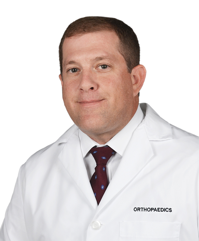 Chuck Wyatt, Nurse Practitioner at the Center for Excellence in Sports Medicine in Frisco.