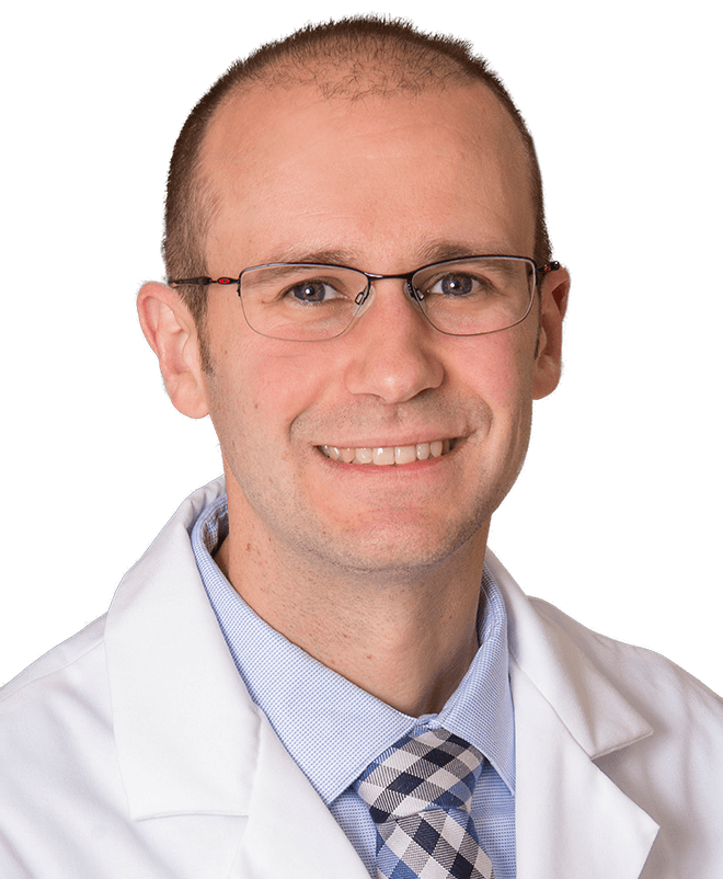 Brandon A. Ramo, M.D., Medical Director of Ambulatory Care at Texas Scottish Rite Hospital for Children