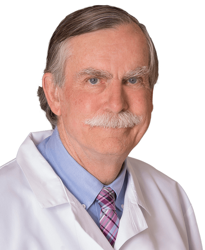 Charles E. Johnston, M.D., Assistant Chief of Staff Emeritus at Texas Scottish Rite Hospital for Children