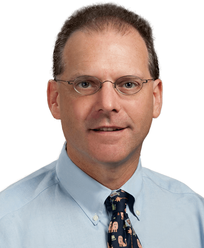 David Wilkes, M.D., Staff Radiologist at Texas Scottish Rite Hospital for Children