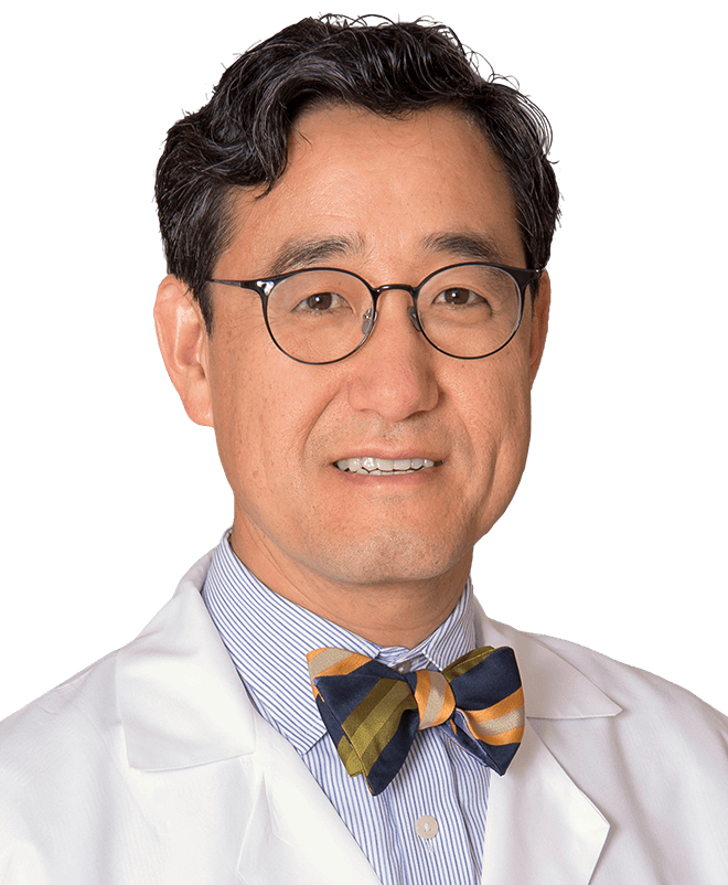 Harry Kim, M.D., M.S., F.R.C.S.C., Director of Research; Director of Center for Excellence in Hip at Texas Scottish Rite Hospital for Children