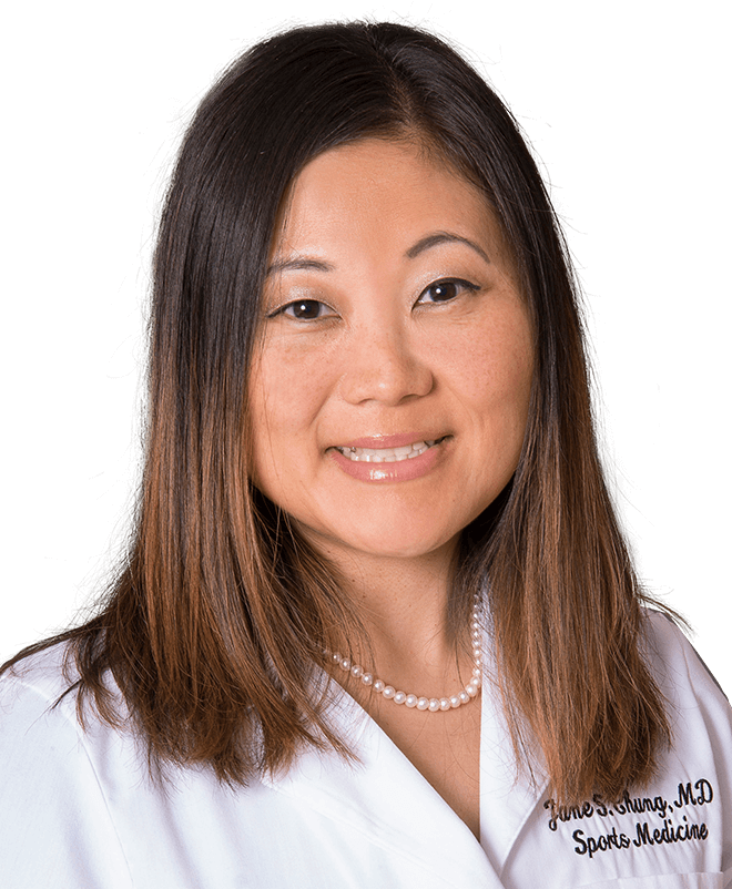 Jane S. Chung, M.D., Staff Physician at Texas Scottish Rite Hospital for Children