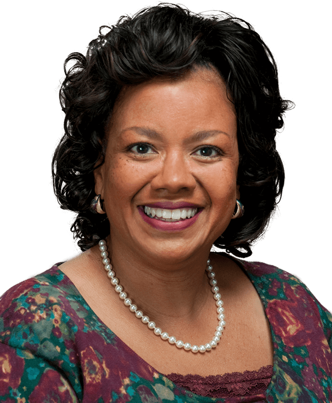 Vennecia Jackson, M.D., Director of Diagnostic Services and Developmental Pediatrician at Luke Waites Center for Dyslexia and Learning Disorders at Scottish Rite for Children
