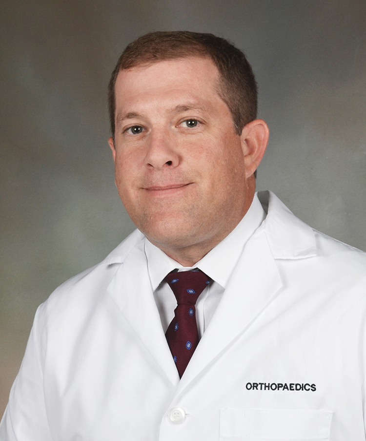 Chuck Wyatt, M.S., CPNP, RNFA, is a nurse Practitioner at Scottish Rite for Children Orthopedics and Sports Medicine Center.