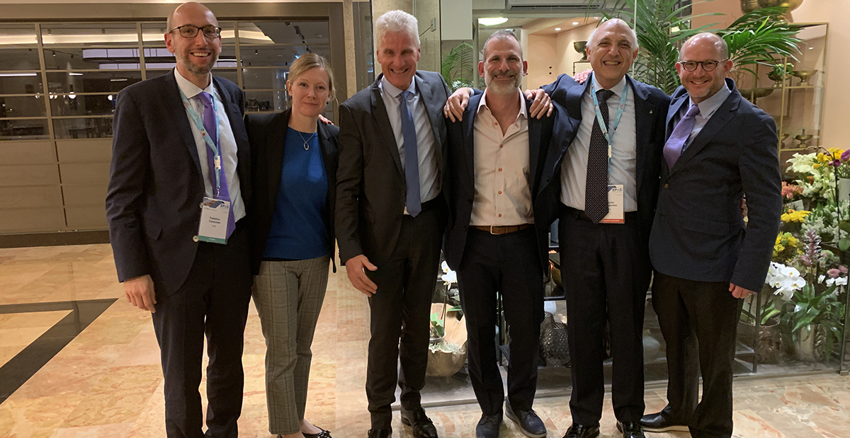 Hospital doctors at 2019 EPOS meeting