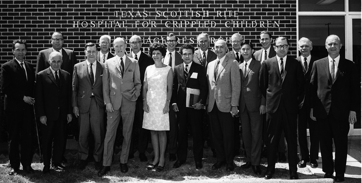 The World Federation of Neurology meeting hosted at Scottish Rite Hospital 50 years ago met to formulate the first consensus definition of dyslexia.