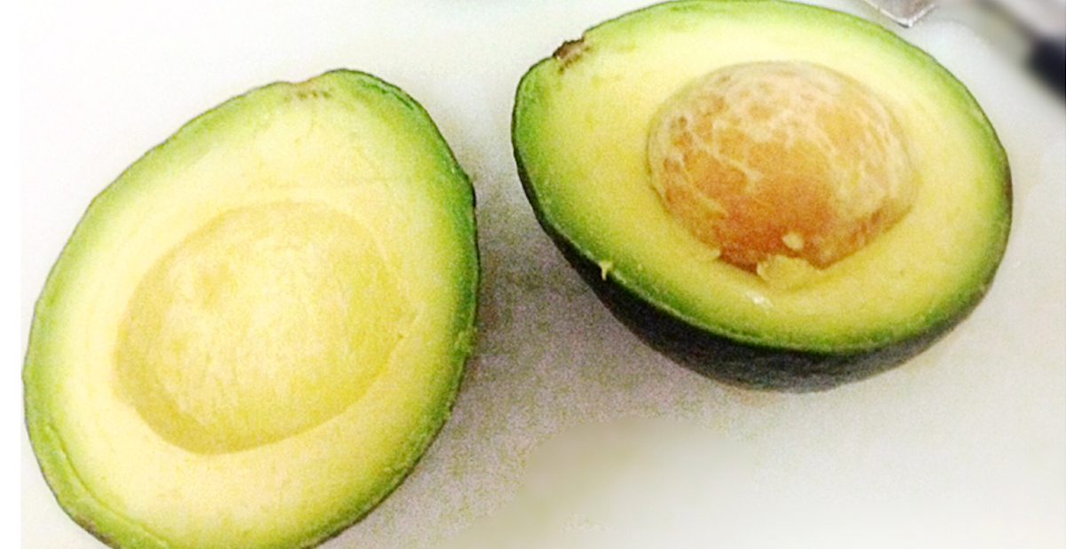 Avocados are a good source of healthy fats.