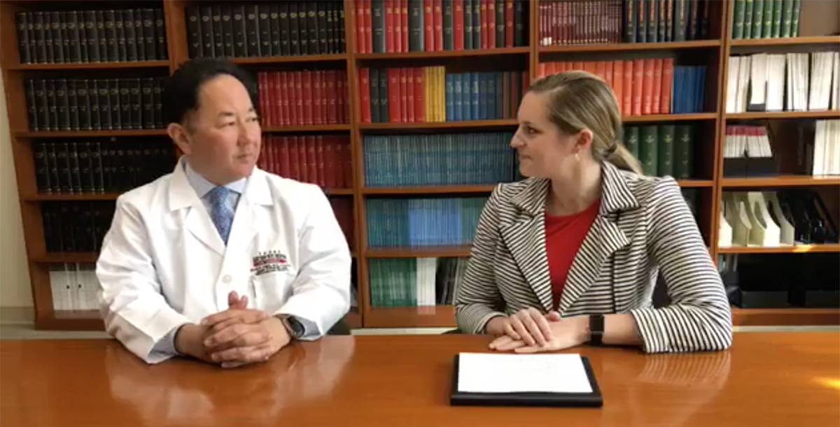 Dr. Scott Oishi joins Facebook live to talk about overgrowth related syndromes.