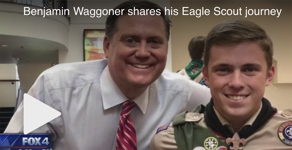 chip waggoner and benjamin waggoner