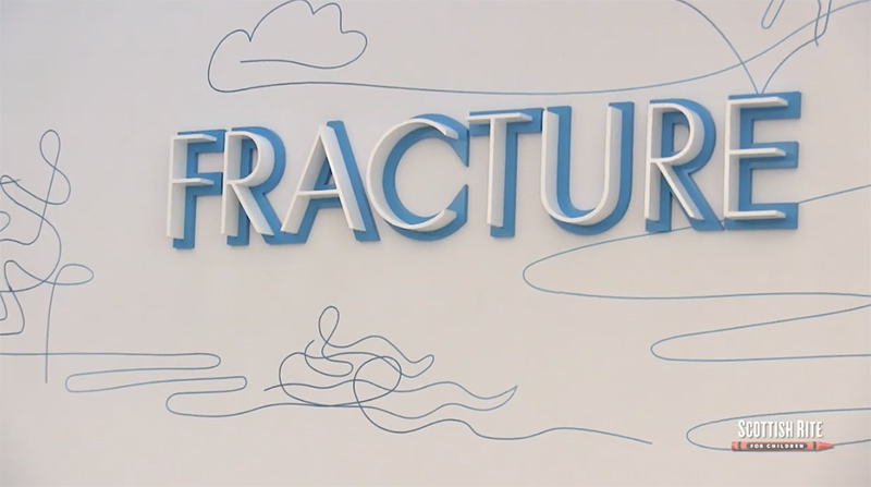 Pediatric Fracture Clinic at Scottish Rite Hospital