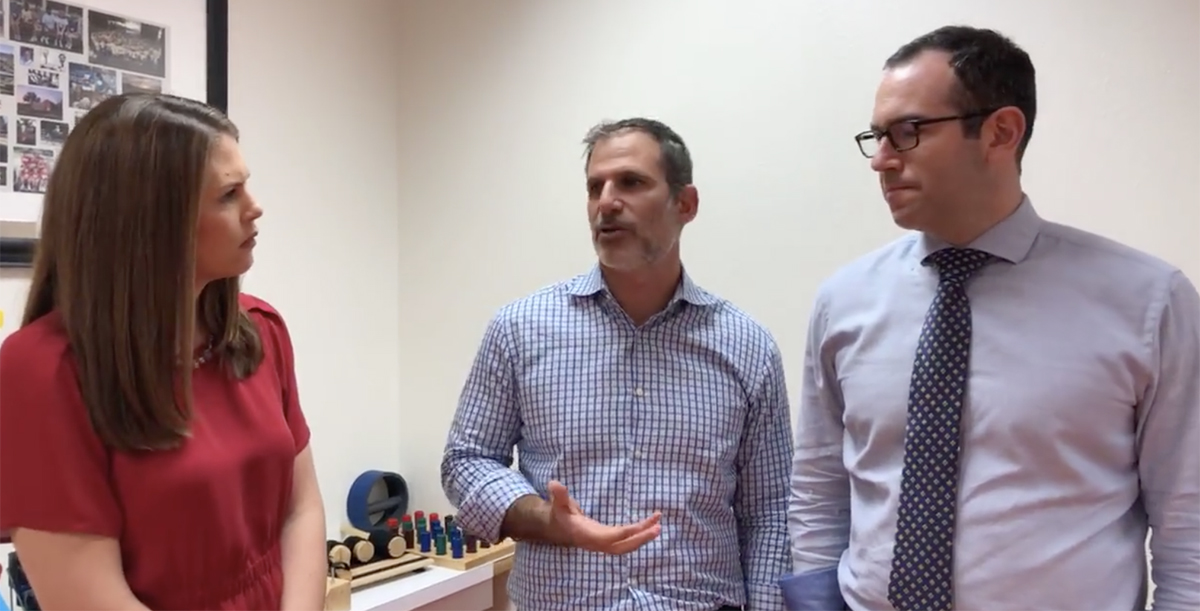 Drs. Riccio and Zide join SRHaccess Facebook LIVE to discuss their complex foot and ankle clinic.