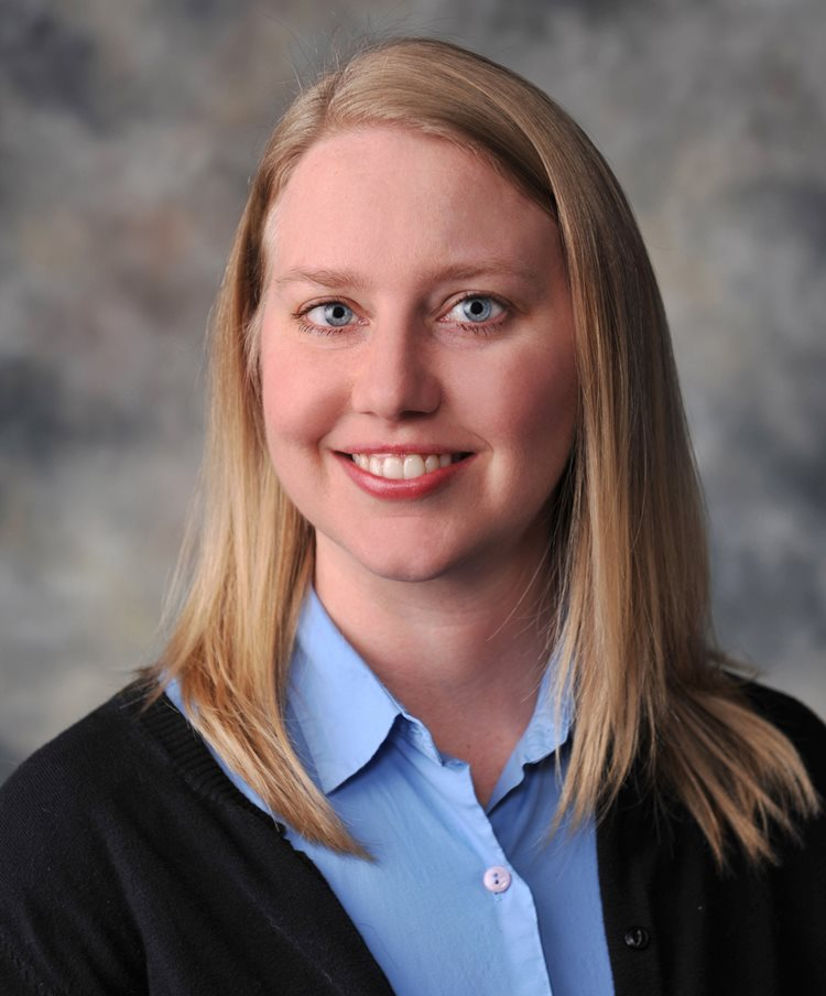 Katie Stewart, M.D., Staff Rheumatologist at Scottish Rite for Children