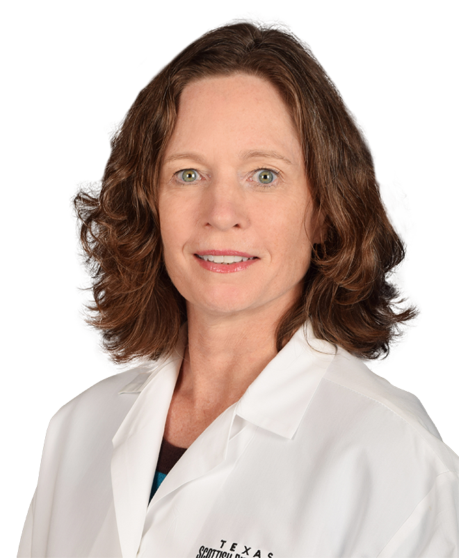 Carole Deally, M.D., is a hospitalist with extensive experience as a pediatric intensivist at Scottish Rite for Children.