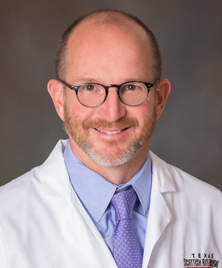 Lane Wimberly, M.D., Pediatric Orthopedic Surgeon at Texas Scottish Rite Hospital for Children