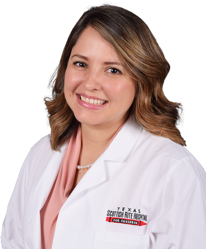 Fabiola I. Reyes, M.D., Pediatric Physical Medicine & Rehabilitation Physician