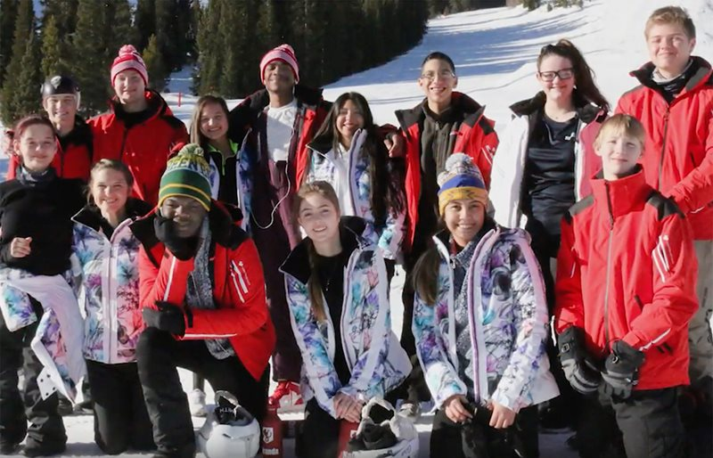 2017 Amputee Ski Trip - Texas Scottish Rite Hospital for Children