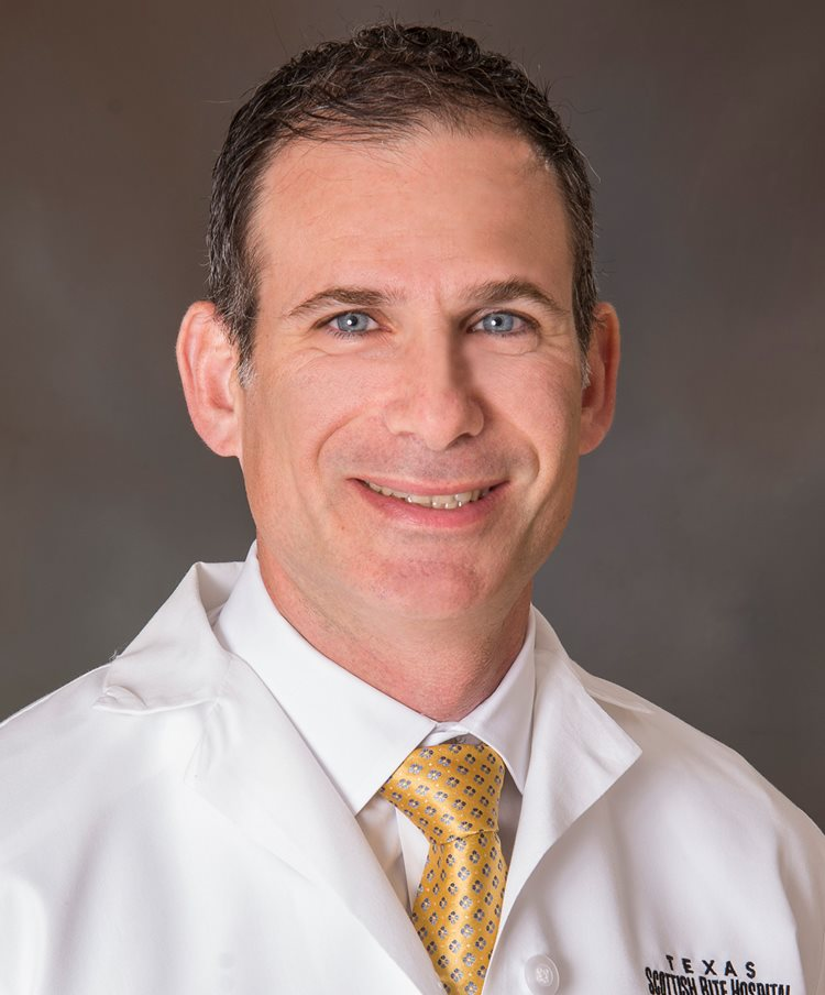 Anthony I. Riccio, M.D., Staff Orthopedist at Texas Scottish Rite Hospital for Children