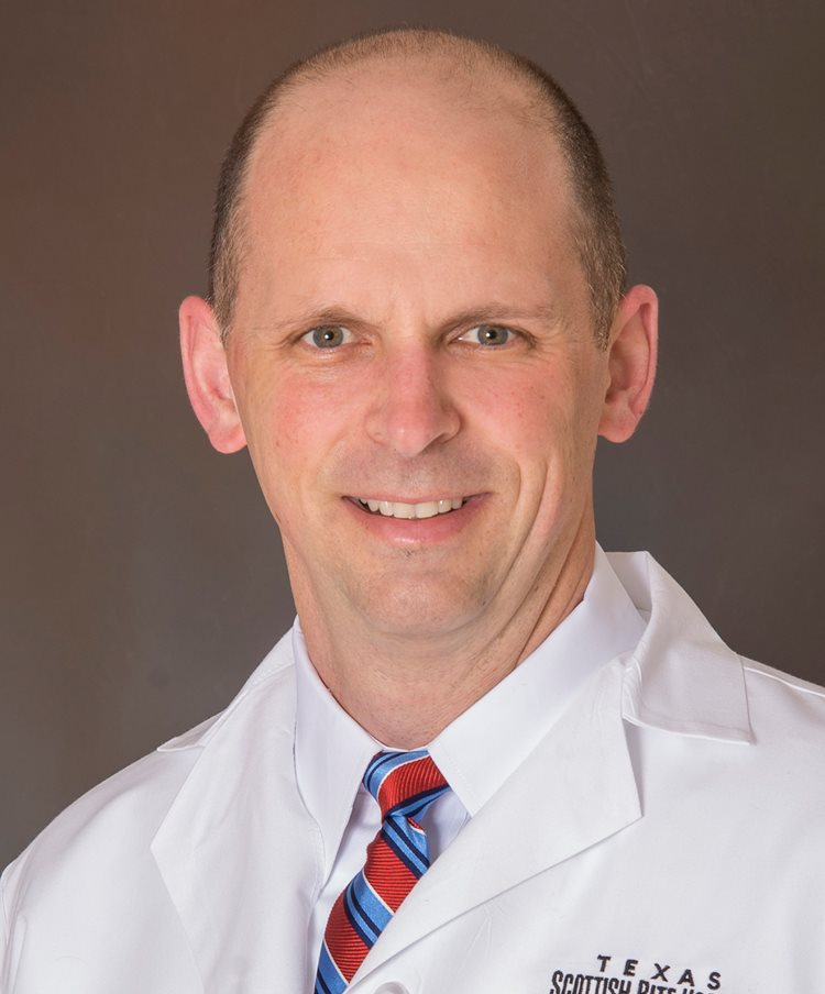 David A. Podeszwa, M.D., Co-director of Center for Excellence in Limb Lengthening & Reconstruction at Scottish Rite for Children