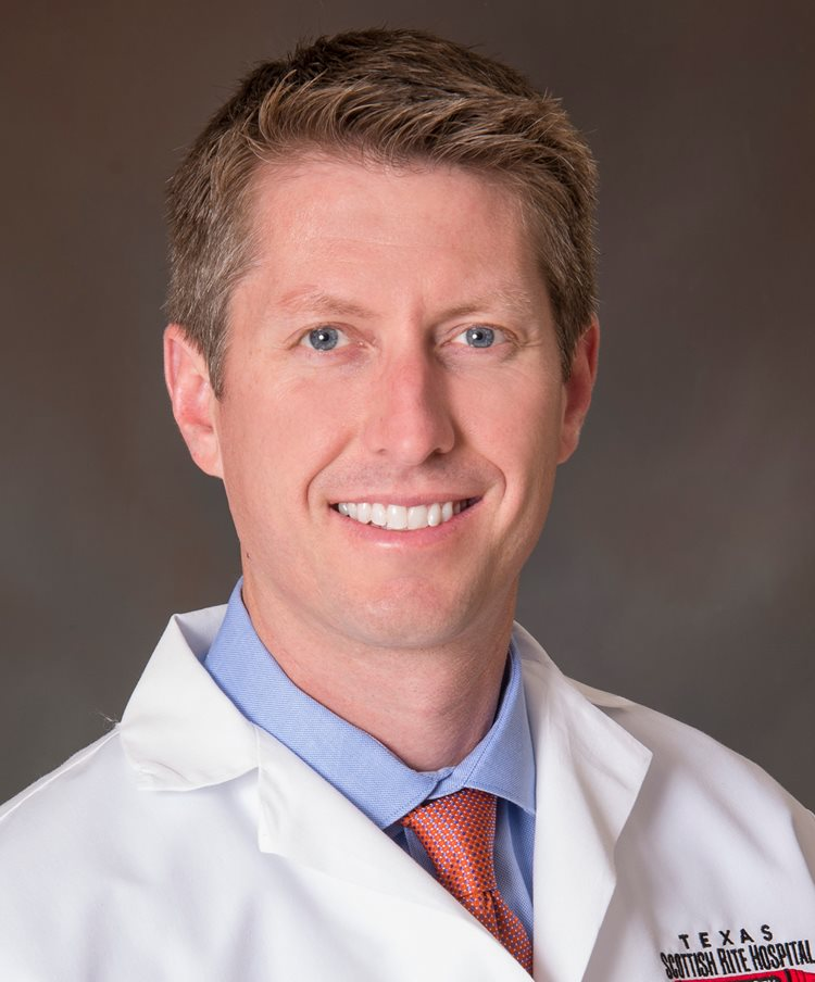 Shane M. Miller, M.D. Sports Medicine Physician at Texas Scottish Rite Hospital for Children