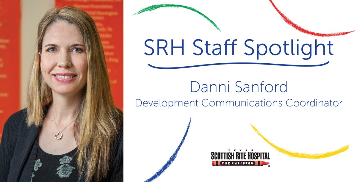 Danni Sanford spotlight picture
