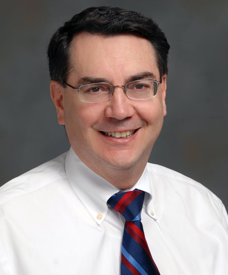 Mauricio Delgado, M.D., Director of Neurology at Texas Scottish Rite Hospital for Children