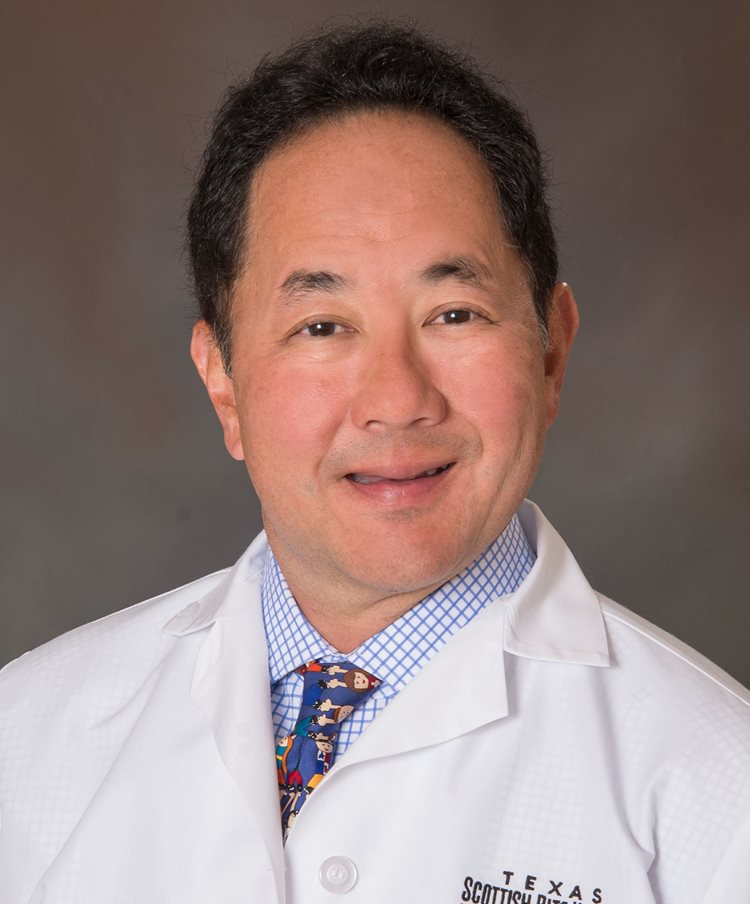 Scott Oishi, M.D., FACS, is a staff hand surgeon and the director of the Center for Excellence in Hand at Scottish Rite for Children. He sees patients at our Dallas campus.