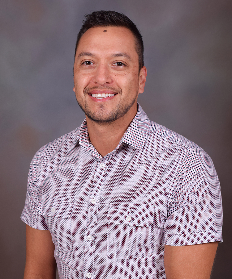 Arturo Corrales, Psy.D., is a pediatric psychologist at Scottish Rite for Children.