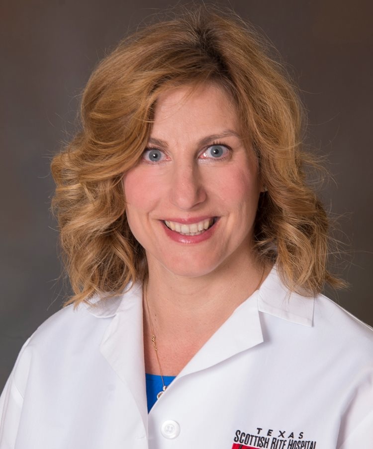 Amy L. McIntosh, M.D., Pediatric Orthopedic surgeon at Texas Scottish Rite Hospital for Children