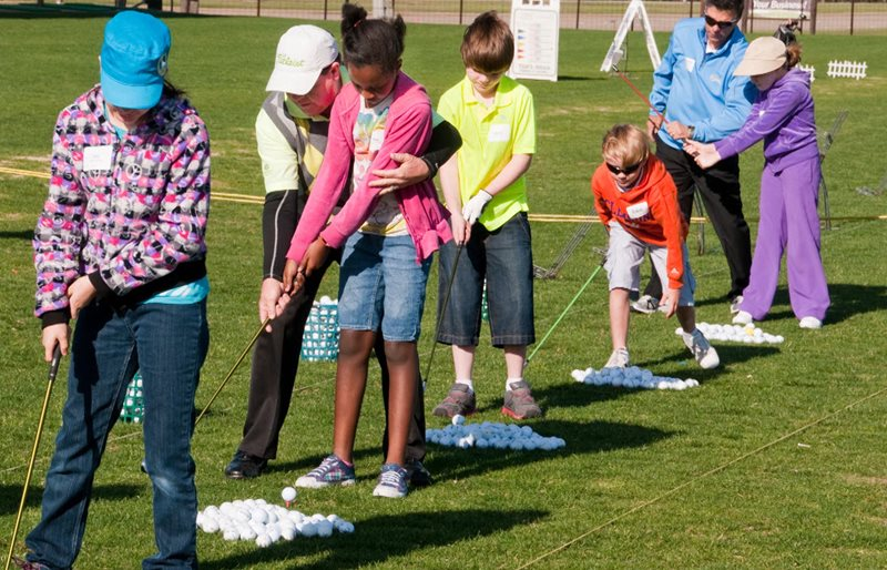 Learn to Golf Program - Texas Scottish Rite Hospital for Children