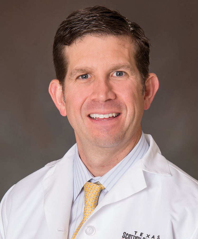 Henry B. Ellis, M.D., is a pediatric orthopedic surgeon and associate director of clinical research - Frisco campus, where he sees patients.