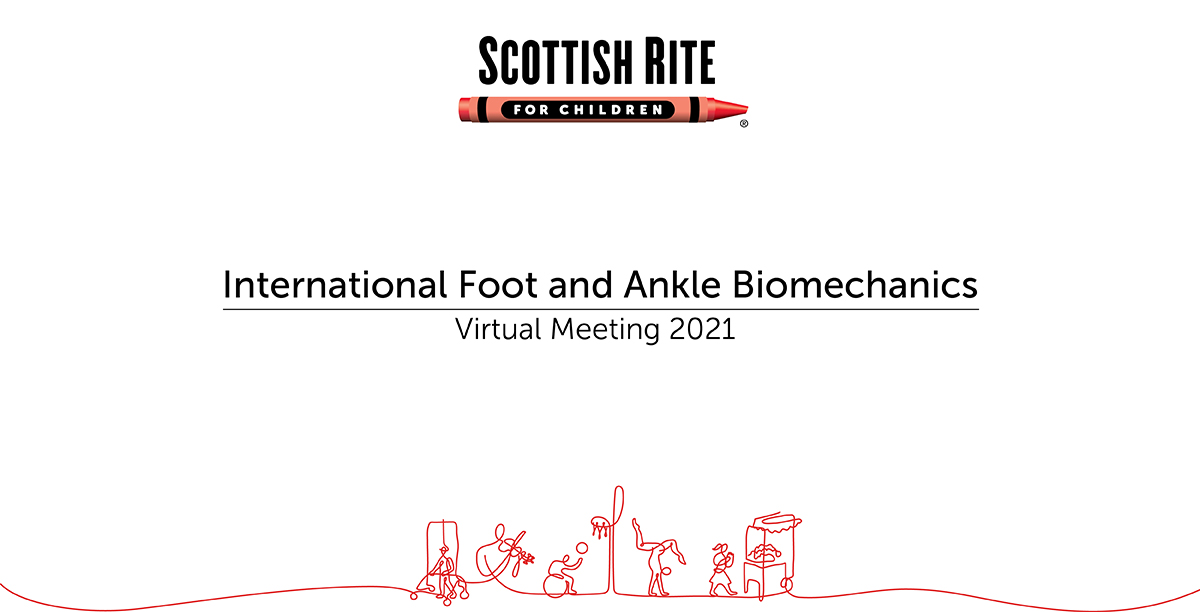International Foot and Ankle Biomechanics