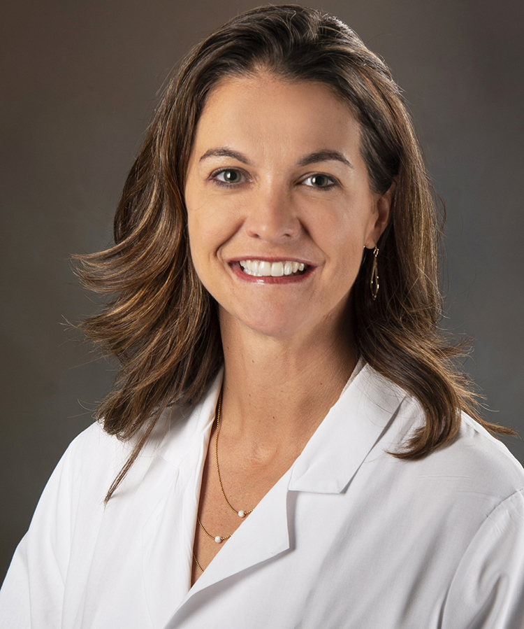 Christina Sherrod, M.D., FAAP, staff physician/complex care pediatrician for Texas Scottish Rite Hospital for Children